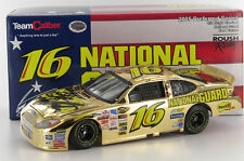 Greg Biffle  #16 Gold   National Guard 1-24th Scale Diecast Car.Signed by Greg.