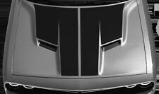 Main Hood Vinyl Graphic Decal Stripe for Dodge Challenger 2015 & Up