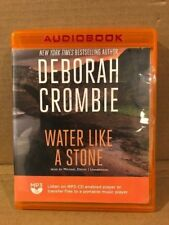 Water Like A Stone MP3-CD Deborah Crombie Unabridged FREE SHIPPING