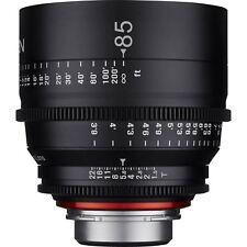 Rokinon Xeen 85mm T1.5 Lens for Canon EF Mount Cine Cinema XN85-C