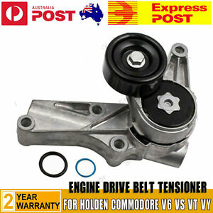 For Holden Commodore V6 VS VT VX VY 3.8L Engine Drive Belt Tensioner w/ Pulley