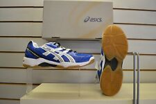 Asics Gel Defense Alpha 2 Blue Volleyball Squash Indoor Court Shoes Trainers