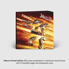 Judas Priest - FIREPOWER DELUXE CD ALBUM NEW/ MINT (7TH MARCH)