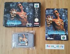 Nintendo 64 N64 Shadow Man PAL