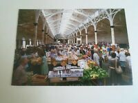 PANNIER MARKET, Barnstaple, North Devon - Vintage Retro Postcard   §E472