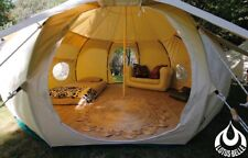 Lotus Belle Outback Deluxe Tent Camping Outdoor Canvas Glamping 13 FT