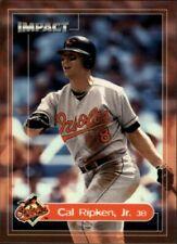 2000 Impact Baseball Card #s 1-200 +Inserts (A4587) - You Pick - 10+ FREE SHIP