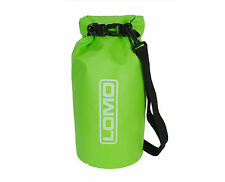 Lomo 10L Green Heavy Duty Dry Bag - Beach, Pool, Swimming, etc.