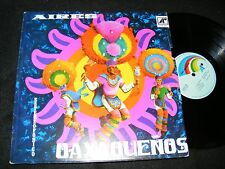 AIRES Oaxaquenos Amazing Mexican Folk Art Cover LP ALTA Stereo Made in Mexico