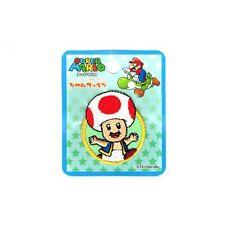 Inagaki clothing Super Mario seal emblem Toad seal iron dual MRS009 Japan