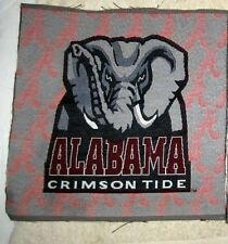 Alabama Crimson Tide Tapestry Pillow Top Fabric Piece