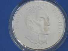 1974 Panama 20 Balboas Proof Sterling Silver Coin B5203