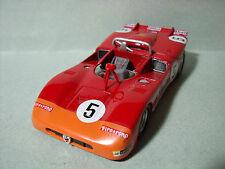 ALFA  ROMEO  33/3 SPORT  PROTOTYPE 1971  METRO  1/43