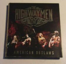 HIGHWAYMEN - LIVE (AMERCAN OUTLAW) - 3 CD BOX SET
