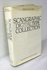 Holthusen,SCANGRAPHIC DIGITAL TYPE COLLECTION.A-F BODYTEXT'85[grafica,tipografia