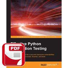 New ListingEffective Python Penetration Testing
