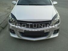 Vauxhall opel astra h iii 07-10 sourcils phare lightbrows eye couvercles combi hb
