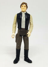 Star Wars Vintage HAN SOLO TRENCH COAT Figure ROTJ 1984 Kenner