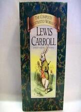 The Complete Illustrated Works of Lewis Carroll,Lewis Carroll- 9780907486213