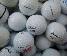 100 Titleist Pro V1 und V1x Golfbälle AAA  Modell 2014 bis 2018