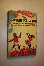 THE PICTURE-POETRY BOOK-RARE 1946 ILLUSTRATED BY LOIS MAILOU JONES