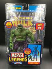 "Marvel Legends THE HULK 1st Appearance 8"" Action Figure ToyBiz GALACTUS BAF"