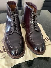 Alden D6919HC Color 8 Shell Cordovan Norwegian Split Toe Boot Sz 11D
