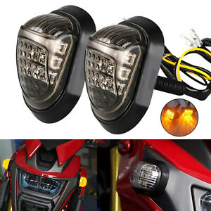 Fit For Honda Grom MSX125 LED Turn Signals Light Shift Lights Blinker Indicator