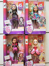 Ever After High Lot of 4 First Chapter Dolls   Brand New DMN83