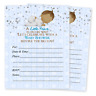 Prince Baby Boy Shower Invitations Favors Boys Invites Decorations Cards Qty 20