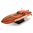 """23"""" Stealthwake Brushed Deep-V Ready to Run Remote Control Boat ProBoat 08015"""