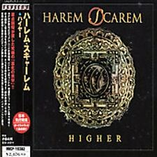 HAREM SCAREM-Higher  + 1              JAPAN-IMPORT CD!!