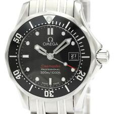 Polished OMEGA Seamaster Pro 300M Diamond Watch 212.30.28.61.51.001 BF505961