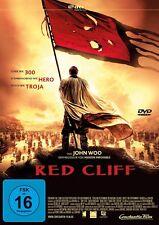 RED CLIFF (TONY LEUNG, TAKESHI KANESHIRO, CHEN CHANG,...)  DVD NEU