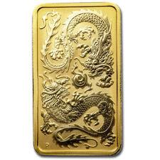 1 oz Gold - Dragon 2020 - Rectangle - 100 Dollar - Australien - Stempelglanz