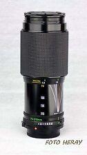 Canon FD 70-210 mm 4 manualmente FOCUS 5806