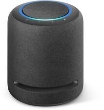 Amazon Echo Studio Bluetooth Lautsprecher, Smart Speaker mit Alexa und WLAN