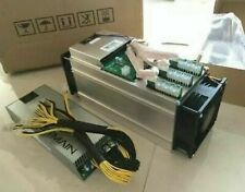 Antminer S9 Bitcoin Miner ~13.5 THs with 1600W PSU BCH BSV