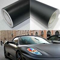 Pellicola adesiva per decalcomanie per carrozzeria nera opaca per auto