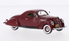 "Lincoln Zephyr Coupé ""Dark Red"" 1937 (Neo Scale 1:43 / 45750)"
