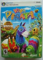 VIVA PINATA MICROSOFT WINDOWS PC COMPUTER GAME *