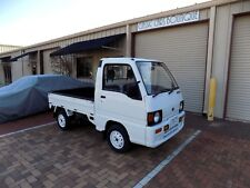1990 Subaru Sambar Mini Truck 4Wd 5 Speed Atv Utv Classic Pickup