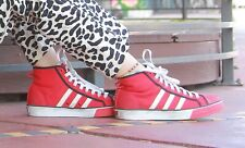 adidas Chicago Bulls Windy City Shoes Size 7 men Size 8.5 women Vtg Shell Toes