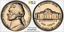1956 Proof 5 Cent Nickel PCGS PR67