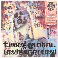 EARTH TRIBE - SLOWFINGER  TRANS-GLOBAL UNDERGROUND Vinyl Record