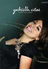 Partition pour voix - Gabriella Cilmi - Lessons to be Learned