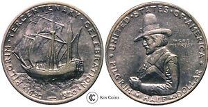 1920 ½ Dollar Pilgrim Tercentenary