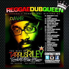Crown Me The King Reggae 6 - Tarrus Riley Mixtape. Reggae Mix CD.