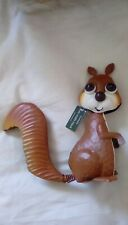 sidney the squirrel garden ornament