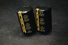 OEM ELNA 80V 10000UF Type-I Gold Tune Audio HI-FI Snap-in Capacitor A455